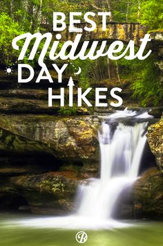 Five of our favorite day hikes in America's Breadbasket.
