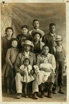 Louisiana Creole People   Louisiana Creole Family