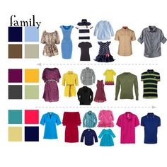 Picture Day Outfit Ideas | Fall Colors 2012