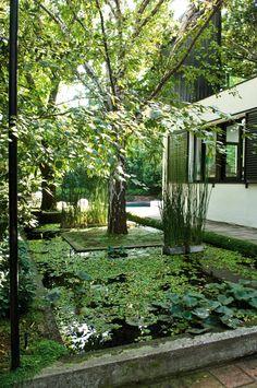 Mathias Klotz Home, Stgo, Chile