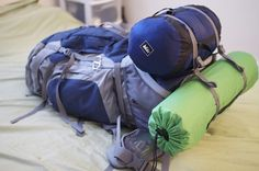 How to travel very lightly...packing list ideas