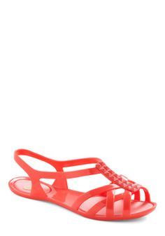 So Jel Sandals, #ModCloth  March 2012 [$31.99]