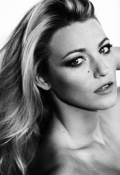 Blake Lively, nouvelle égérie L'Oréal Paris