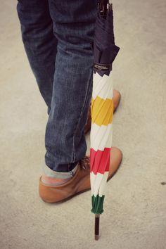 Hudson Bay Walking Stick Umbrella