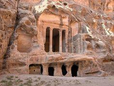 Siq Al Barid, Jordan