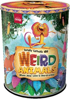 Totally Catholic Weird Animals VBS Ultimate Starter Kit