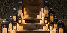 Remote Control Indoor/Outdoor Flameless Candles (Holiday Decor)   Restoration Hardware