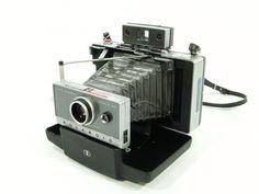 Vintage  Polaroid Land Camera model 100 by ohiopicker