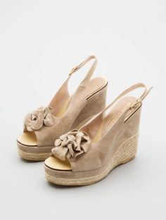 Andre Assous espadrille wedge