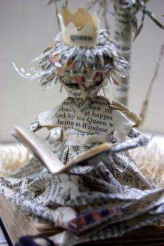 {paper} sculpture