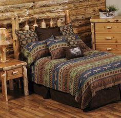 Bedding on pinterest rustic bedding bedding sets and rustic cabins