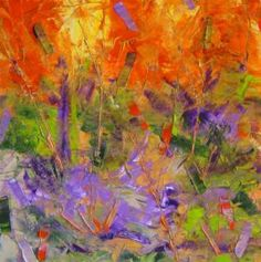 Purple Woods - By my friend Jeff Ferst... Check out his work! It's wonderful!