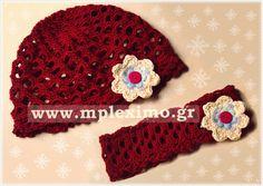 Lacy crochet Christm