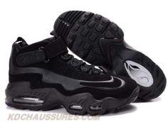 Tous Noir Nike Air Griffey Max 1