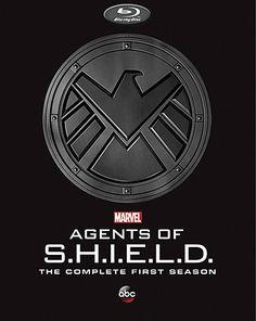 Marvel's Agents Of S.H.I.E.L.D Season 1 [Blu-ray] - Number Of Discs:5 - Release Date:2014-09-09
