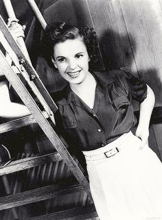 Judy Garland!