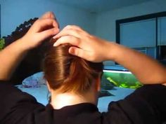 EASY French Twist tutorial for long hair