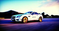 Make your heart race with the AMG Driving Academy.
