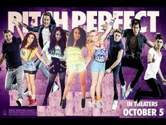 Pitch Perfect One Direction & Little Mix Movie Trailer Parody Soo funny please watch this  Xoxox