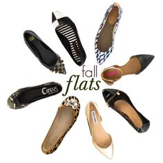 Featuring fall flats!