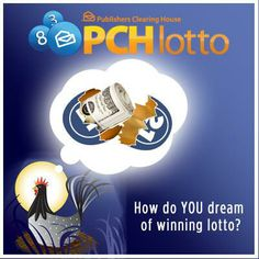 PCH Lotto on Twitter