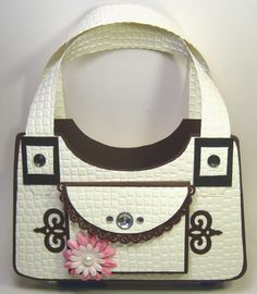 Lovely Bag with a free template