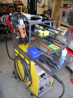 Building a welding cart, looking for ideas & guidance - Page 3 - The Garage Journal Board