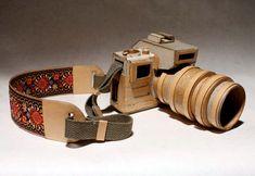 Cardboard Camera!