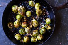 Roasted Brussels Sprouts Recipe | Simply Recipes