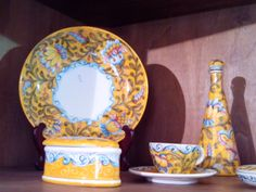 ceramica em Certaldo Alto