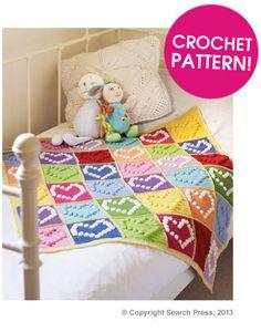 Bobble Blanket - Free Crochet Pattern