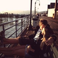 water, relationship, romanc, sunset togeth, the bay, early mornings, young at heart, dates, coupl