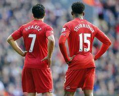 SAS - Suarez & Sturridge #LFC #thekop