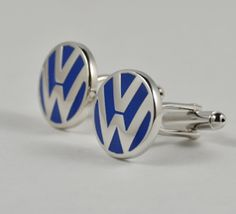 I must have these! Mens VW Cufflinks cc @VWCanada