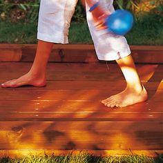 Good Ideas For You | DIY backyard bowling alley