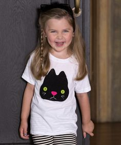 Boo Kitty Appliqué...free pattern !