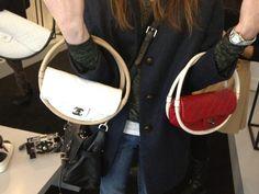 chanel hula, hula hoop, hoop bag, design handbag, minis