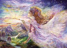 Masterpieces Josephine Wall Aurora Fantasy Jigsaw Puzzle - 1000 pc