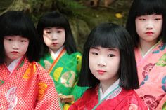 Arashiyama's Famous Bamboo Forest Reveals A Colorful Festival