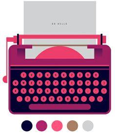 color lover, graphic, color palettes, flat, yeti, colour resourc, color collect, plum