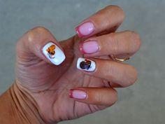 Thanksgiving by nifulop - Nail Art Gallery nailartgallery.nailsmag.com by Nails Magazine www.nailsmag.com #nailart