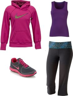 Buy more workout clothes. Being healthier this new year!