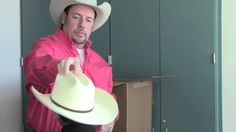 Cowboys Who Care fitted cowboy hats for UC Davis Children's Hospital patients