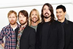 Foo Fighters: I love the Foos. The best modern day band and they seem to be getting better. I've seen them live at least five times now but the best was last year in Melbs. It went for over 3 hours. This band sure know how to please their fans- did I say that I love them?