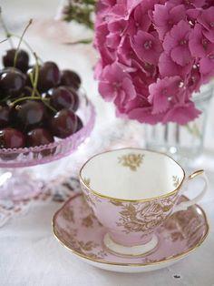 Lovely tea cup!