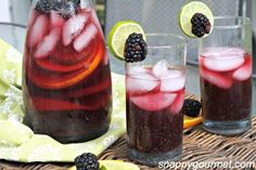 Blackberry Vodka San