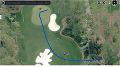 The shot from Bubba at the Master's to win! Wow!!!