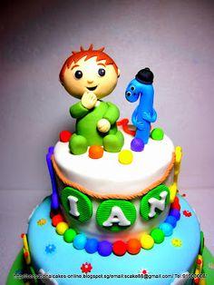 Sensational Cakes Online ( Singapore): February 2013