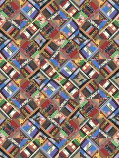 blue, quilt patterns, chariti quilt, string quilts, quilt idea, quilt tutorials, simpl pattern, piec quilt