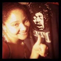 I've been a hardcore Jimi lover/fan since I was 11yrs old. Seventeen years later........an even BIGGER lover/fan! Till the day we finally meet #jimihendrix. ❤ - @foxymama923- #webstagram